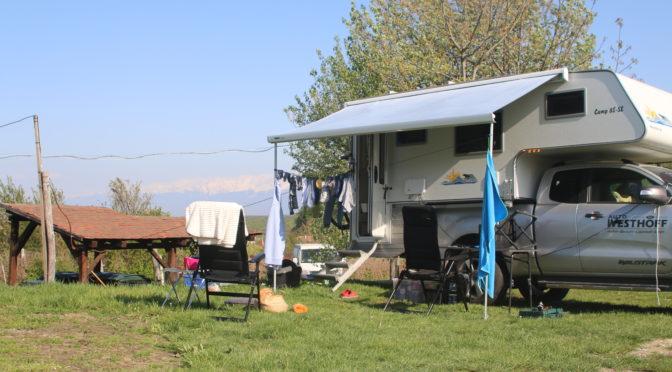 7. Etappe – Hermannstadt (23. – 28. April)