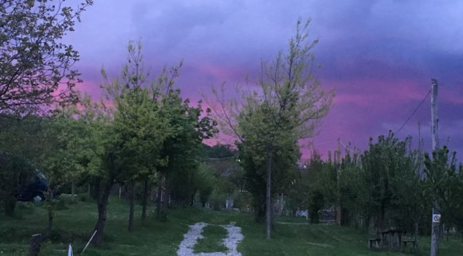 8. Etappe – Die Karparten bis nach Bukarest (28. April – 2. Mai 2019)