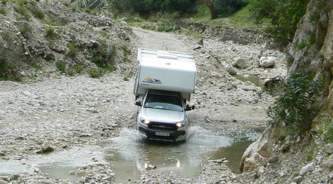 11. Etappe – Albanien (16. – 31. Mai 2019)