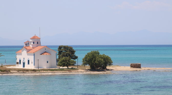 12. Etappe – Griechenland (1. Juni – 5. Juli 2019)