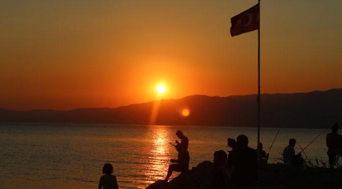 13. Etappe – Die Türkei ( 6  . Juli – 13. September)