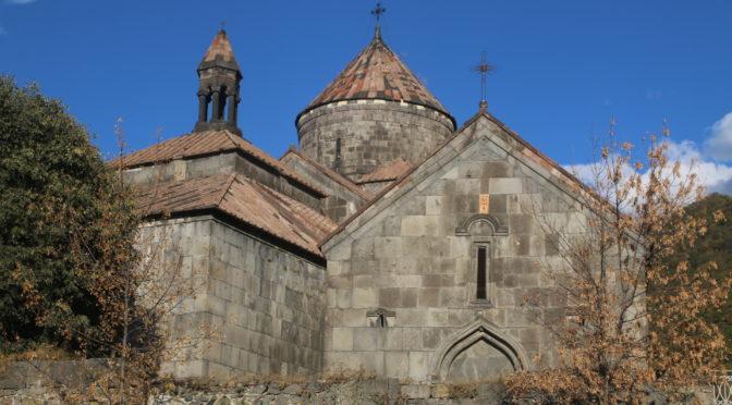 15. Etappe – Armenien