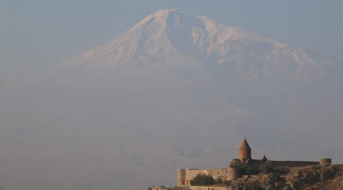 15. Etappe – Armenien (13. Oktober – 5. November )